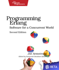 Programming Erlang book